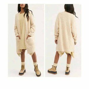 Free People Once In A Lifetime Cardigan Sweater